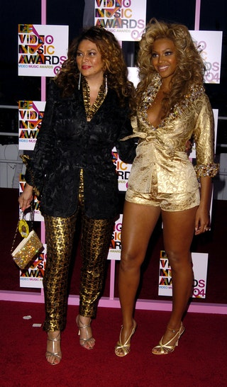 8 Old Beyonce & Tina Knowles Photos That Make It Obvious ...