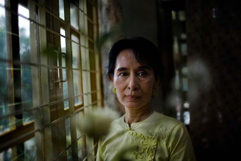 aung san suu kyi strenghts and weaknesses Burma a political timeline  u nu will become burma's first independent prime minister, and aung san, father of burma's pro-democracy leader aung san suu kyi,.