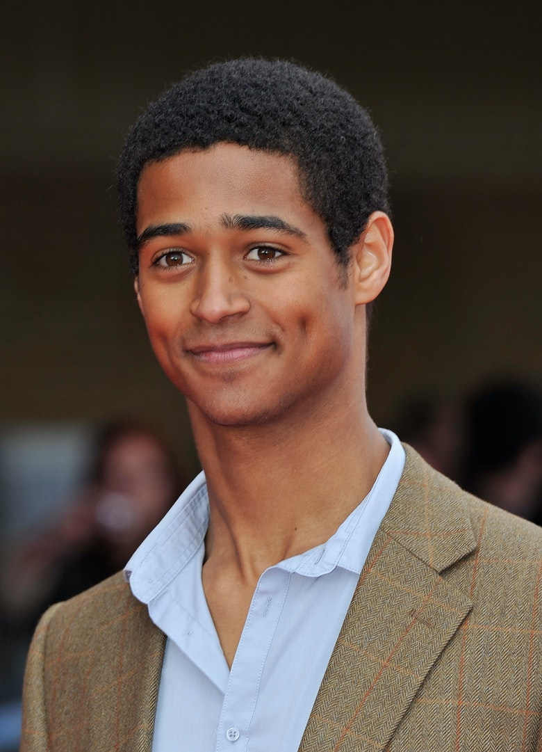 Alfred Enoch Height is Alfred Enoch Single