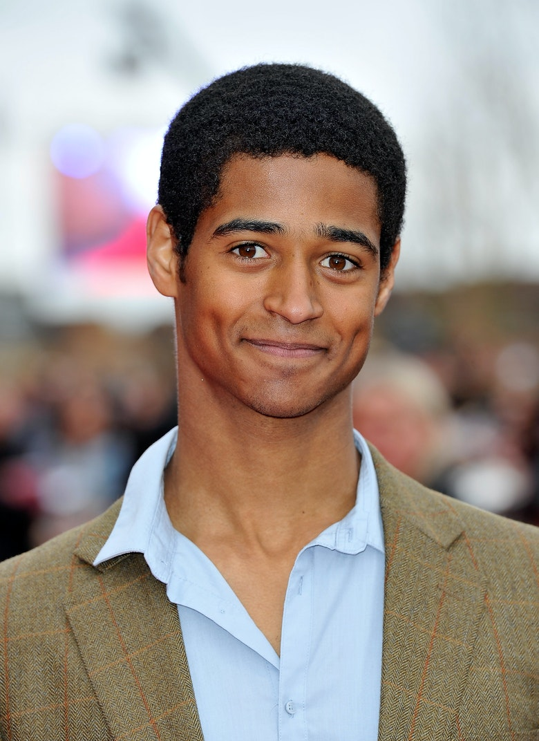 Alfred Enoch Interview Alfred Enoch Tried to Streak