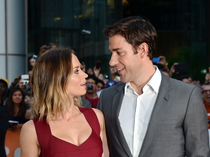 Emily Blunt Never Wants To Discuss Michael Bublé Cheating