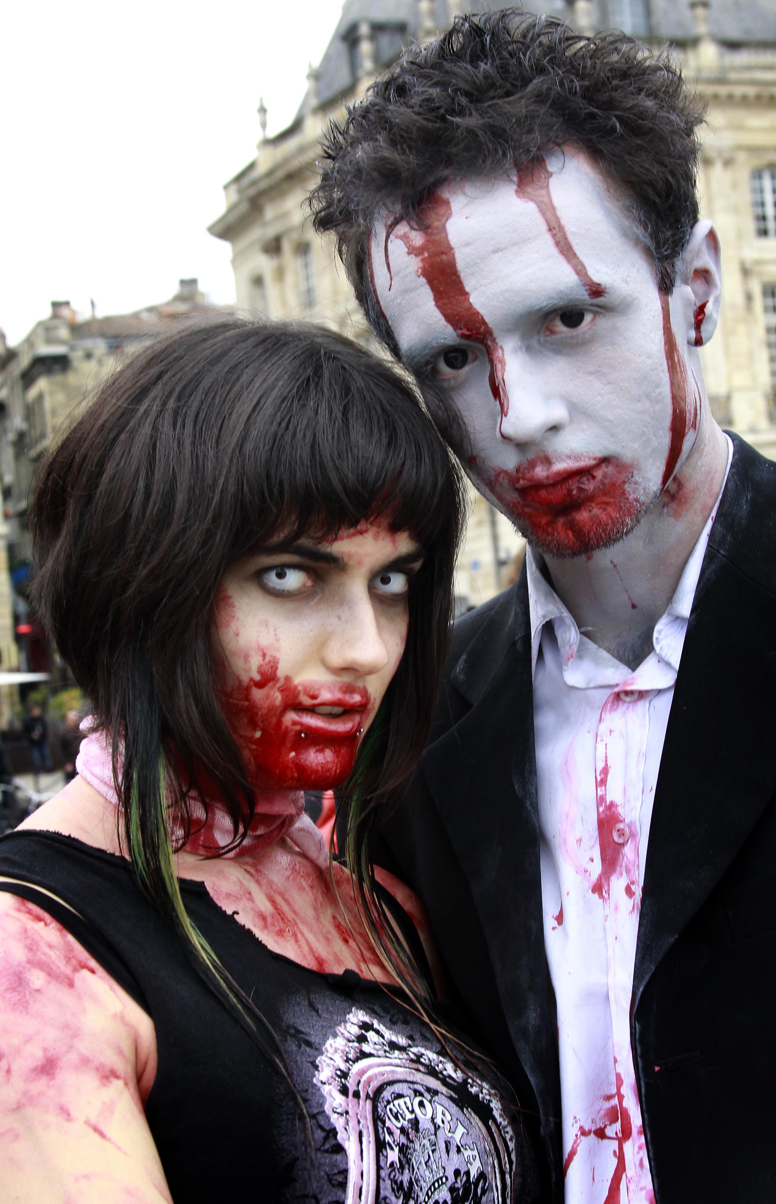 Halloween 2017 costumes couples