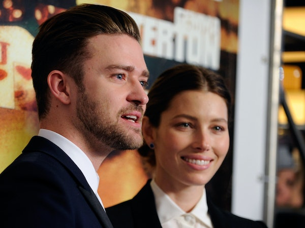 Justin Timberlake and Jessica Biels Son Silas Is Great