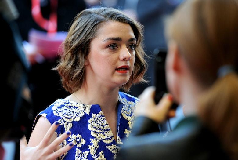 Maisie Williams Criticizes Emma Watson's First World Feminism, But Her Argument Is a Little Unfair