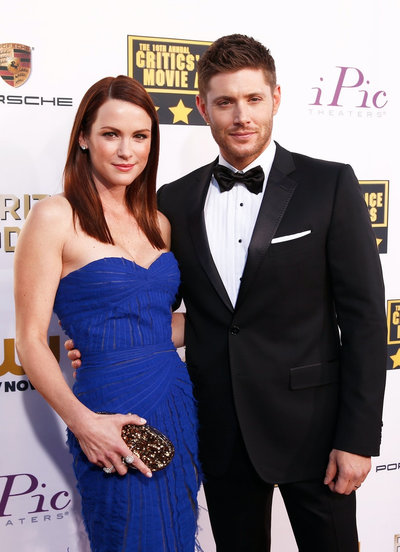 Supernatural Jensen Ackles Wife Who is Jensen Ackles' Wife