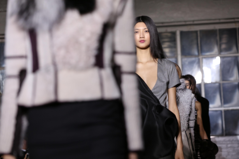 Qiu hao fashion designer 58