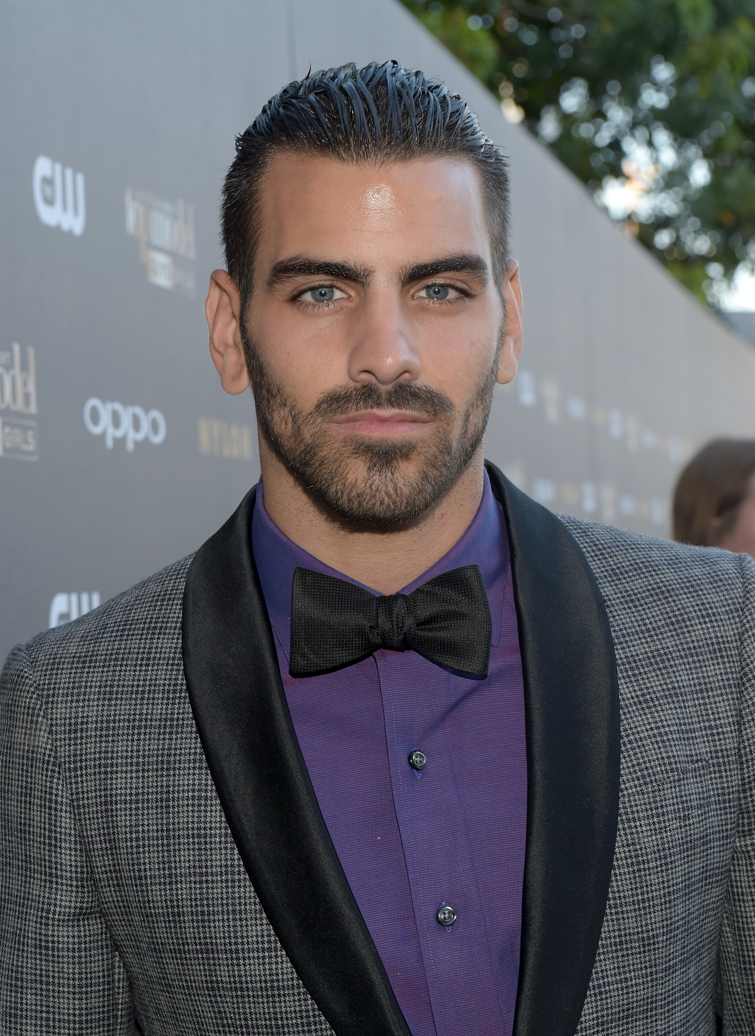who is nyle dimarco  the  u0026 39 america u0026 39 s next top model u0026 39  contestant is a first for the show