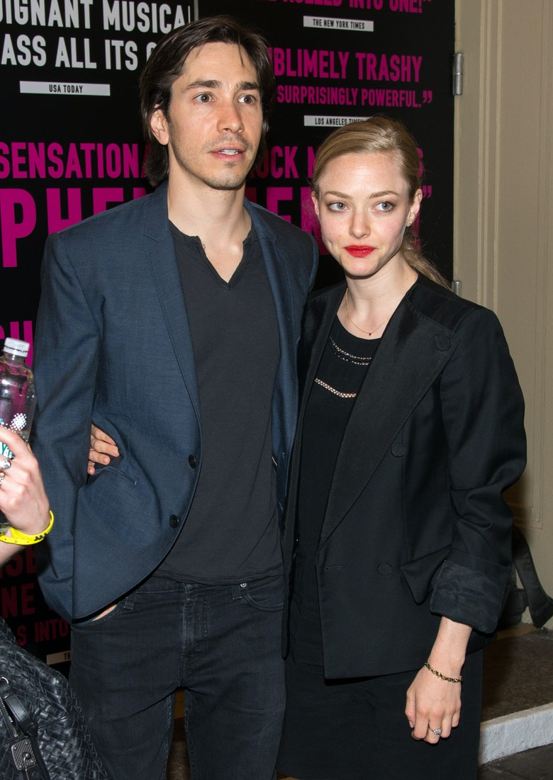 how long have justin long and amanda seyfried been dating Amanda seyfried and justin long have joined the long list of  oddly, amanda  seyfried told vogue that dating justin long was very.