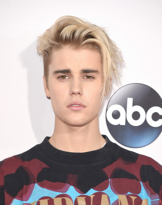 All Of Justin Bieber S Hairstyles In 2015 Will Make You