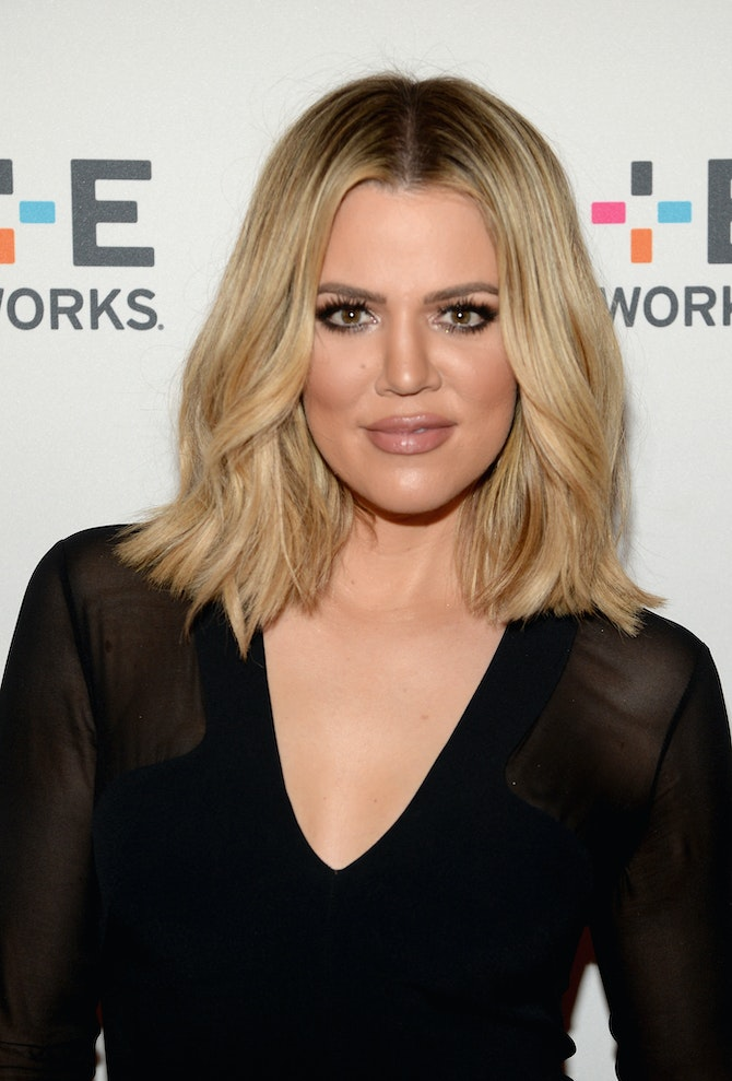 Khloe Kardashian's Extensions Are Crazy Long & Totally Different From ...