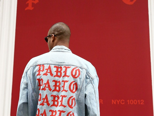 39 life of pablo 39 merchandise will now be sold at the for Life of pablo merch