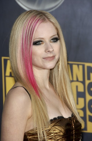 13 Celebrity Hair Dye Trends From The 2000s That You
