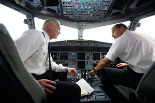 Advanced Pilot Training Programs