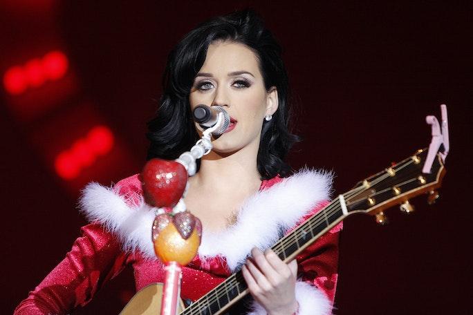 Katy Perry Christmas Album a Katy Perry Christmas Album