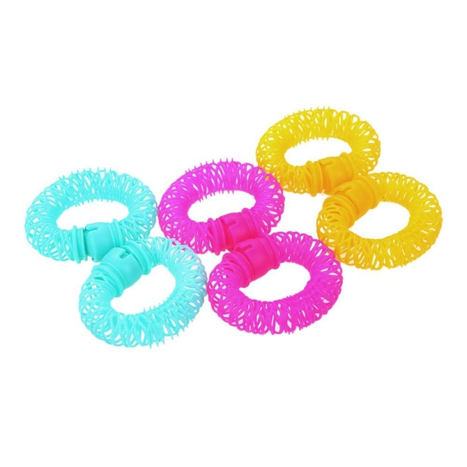 Use Goody Pillow Soft Rollers