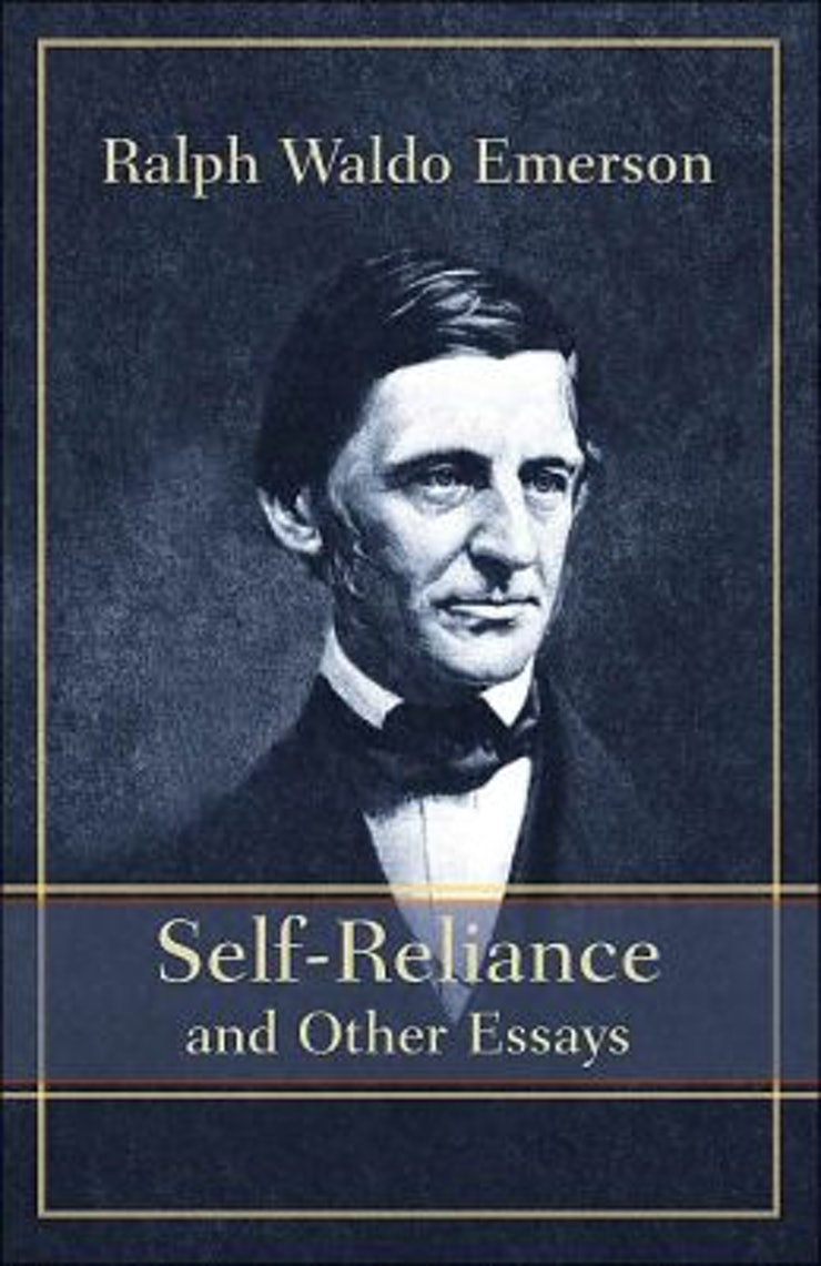 essays on ralph waldo emerson self reliance