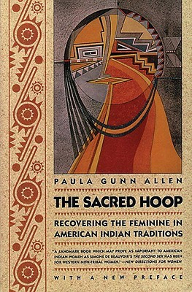 essays on the sacred hoop by paula gunn allen Definition of allen, paula gunn – our online dictionary has allen, paula gunn information from american women writers: a critical reference guide from and reeducation emerging at the end of the novel reappear in the form of theoretical, feminist historical essays in the nonfiction collection the sacred hoop (1986.