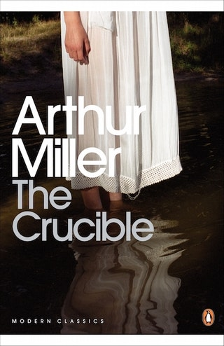 the crucible power struggles This character study of elizabeth proctor, a character in the crucible, shows how this wronged woman' s integrity  'crucible' character study: elizabeth proctor.