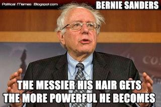 bernie sanders haircut. these 12 hilarious bernie sanders memes about hair \u0026 socialism will make you #feelthebern haircut a