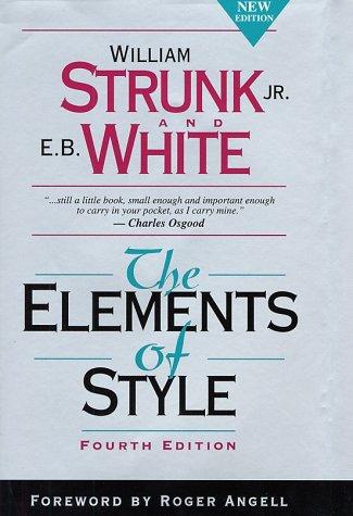 E B White writing style
