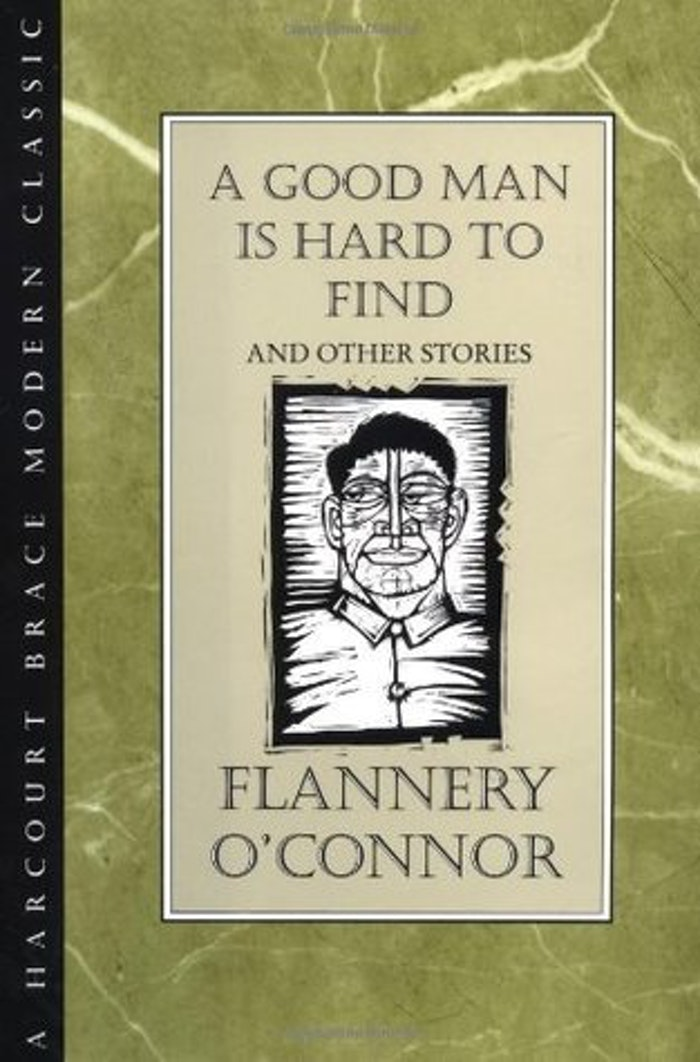 a literary analysis of a good man is hard to find a short story by flannery oconnor Literary influences include nathaniel hawthorne,  flannery o'connor reads short story a good man is hard to find (audio) flannery o'connor introduction to lecture,.