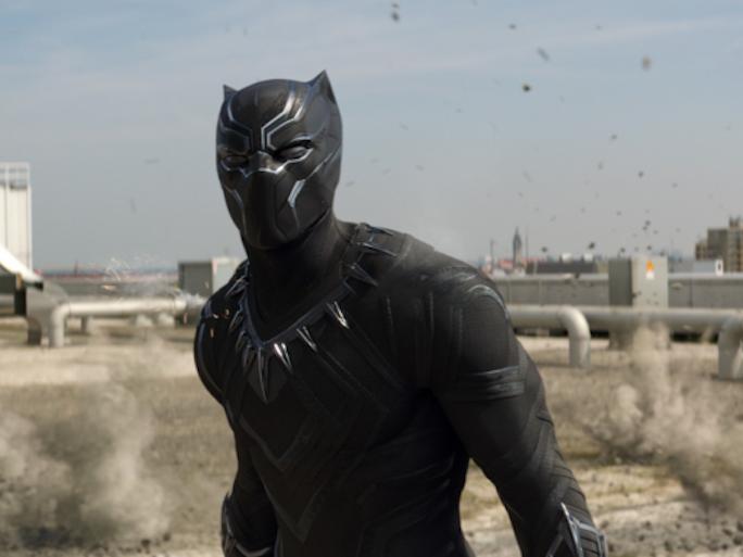 Black Panther Civil War