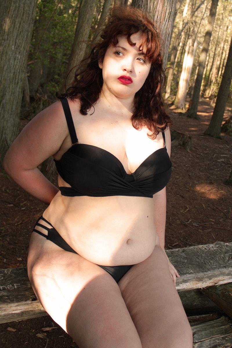 Demon. chubby bikini tube stunning..and