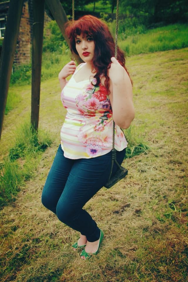 On Can Fat Teens 34