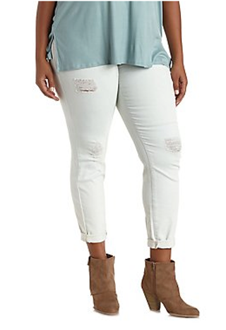 How To Pick Out The Perfect Pair Of White Jeans To Wear ...