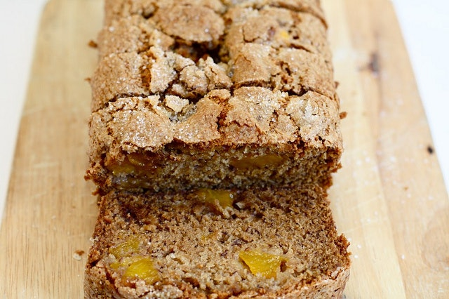 13 vegan mango banana bread