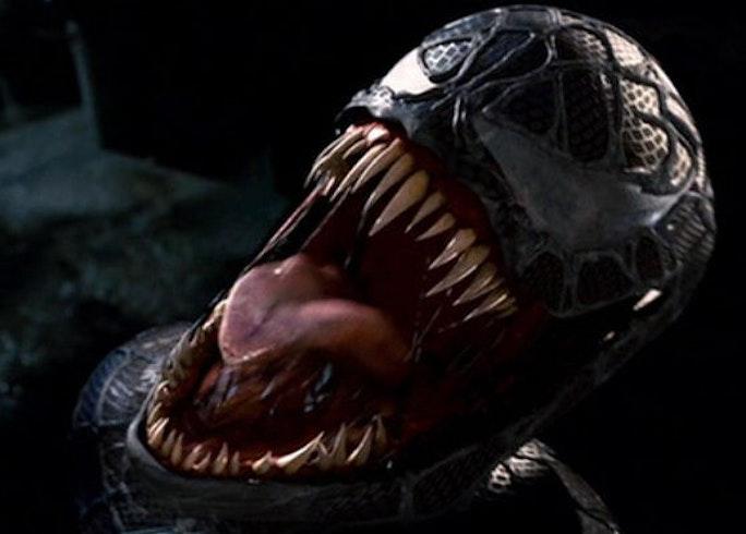the new spiderman movie venom is happening amp heres