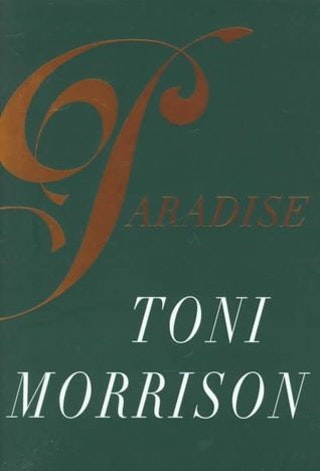 "an analysis of women in paradise by toni morrison Introducing me to the world of toni morrison, and yoga - my family, for being   black women – sources of cultural and literary strength   in her short story "" recitatif,"" as well as the novel paradise, morrison experiments with the ways in."