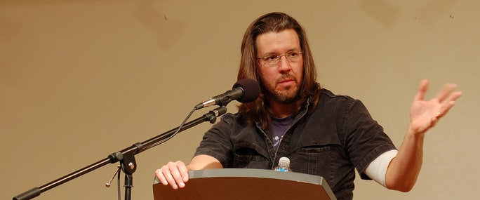 foster wallace essays