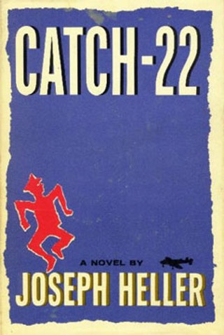 a critique of joseph hellers catch 22 Catch-22 [joseph heller] on amazoncom free shipping on qualifying offers catch-22 is like no other novel it is one of the funniest books ever written, a keystone work in american literature.