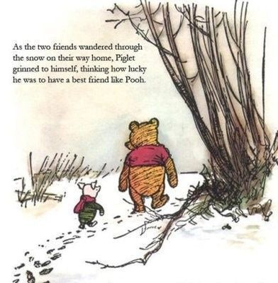 Winnie The Pooh Quotes And Sayings Blustery Day