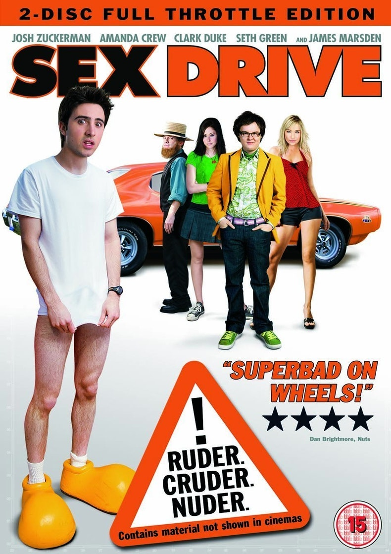 Watch sex drive online