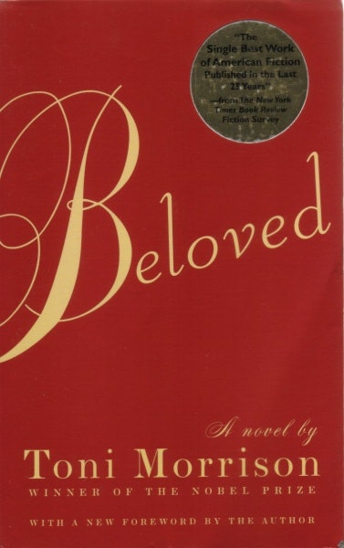 an analysis of the cruelties of slavery in beloved by toni morrison