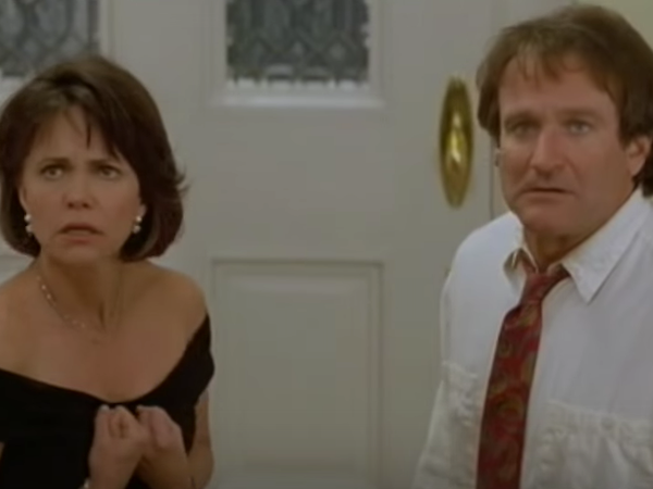 These Deleted 39 Mrs Doubtfire 39 Scenes With Robin Williams Make The Movie Even More Poignant