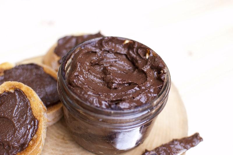 Homemade Chocolate Hazelnut Spread | 12 Healthy Easter Basket Treats ...