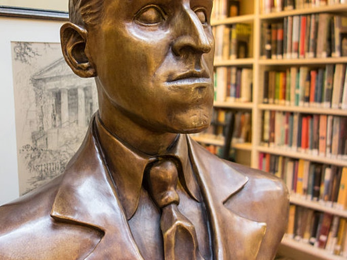 2dreamers New Release - Bust 1/10 - H. P. Lovecraft