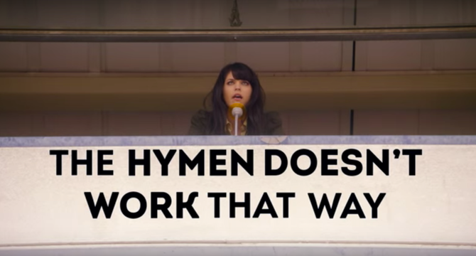 Common myths about hymens debunked
