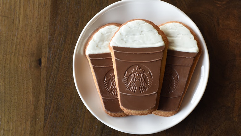Starbucks Frappuccino Cookies Are So Meta I Almost Don't Know What To ...