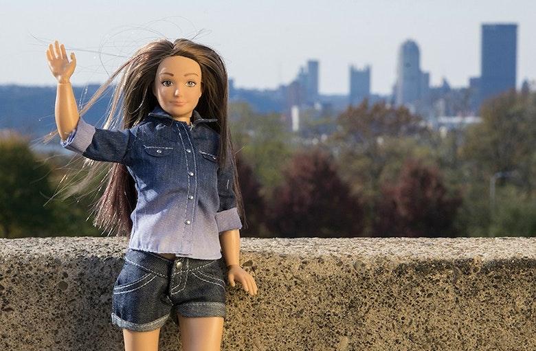 لمیلی عرویک لمیلی عروسک باربی دختر باربی Lammily
