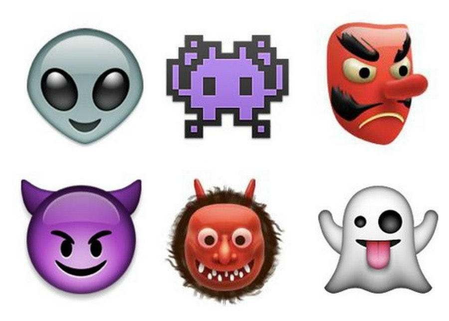 photo  what do all the monster emoji mean  all your