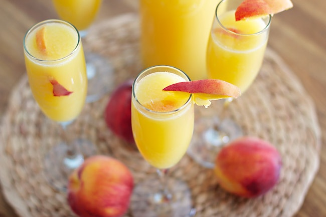 Carrot Mimosa | 9 Mimosa Recipes Perfect For Holiday Brunch, Or ...