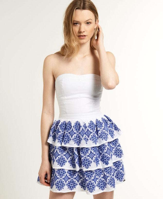 add straps to strapless dress « Bella Forte Glass Studio