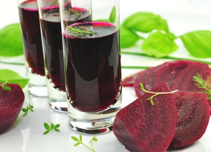 Красный пищевой краситель из свеклы. Как сделать? 18