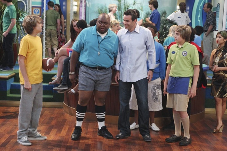 Woody From Suite Life on Deck Age Suite Life on Deck