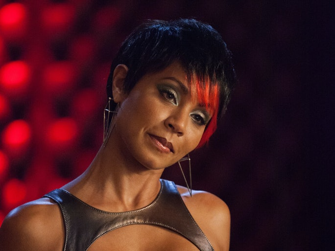 Fish mooney s real name is marie mercedes on 39 gotham but for Who is fish mooney