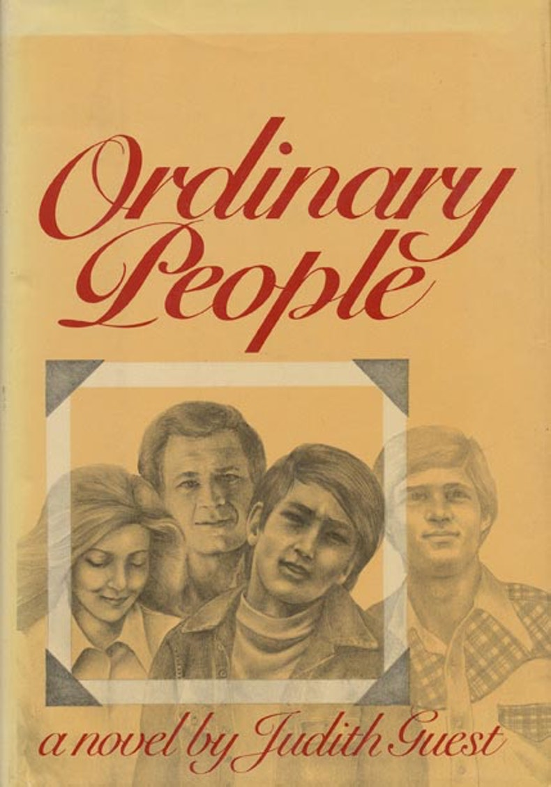 a study of depression in ordinary people a novel by judith guest Ordinary people quotes ― judith guest, ordinary people 3 likes like that depression is not sobbing and crying and giving vent.